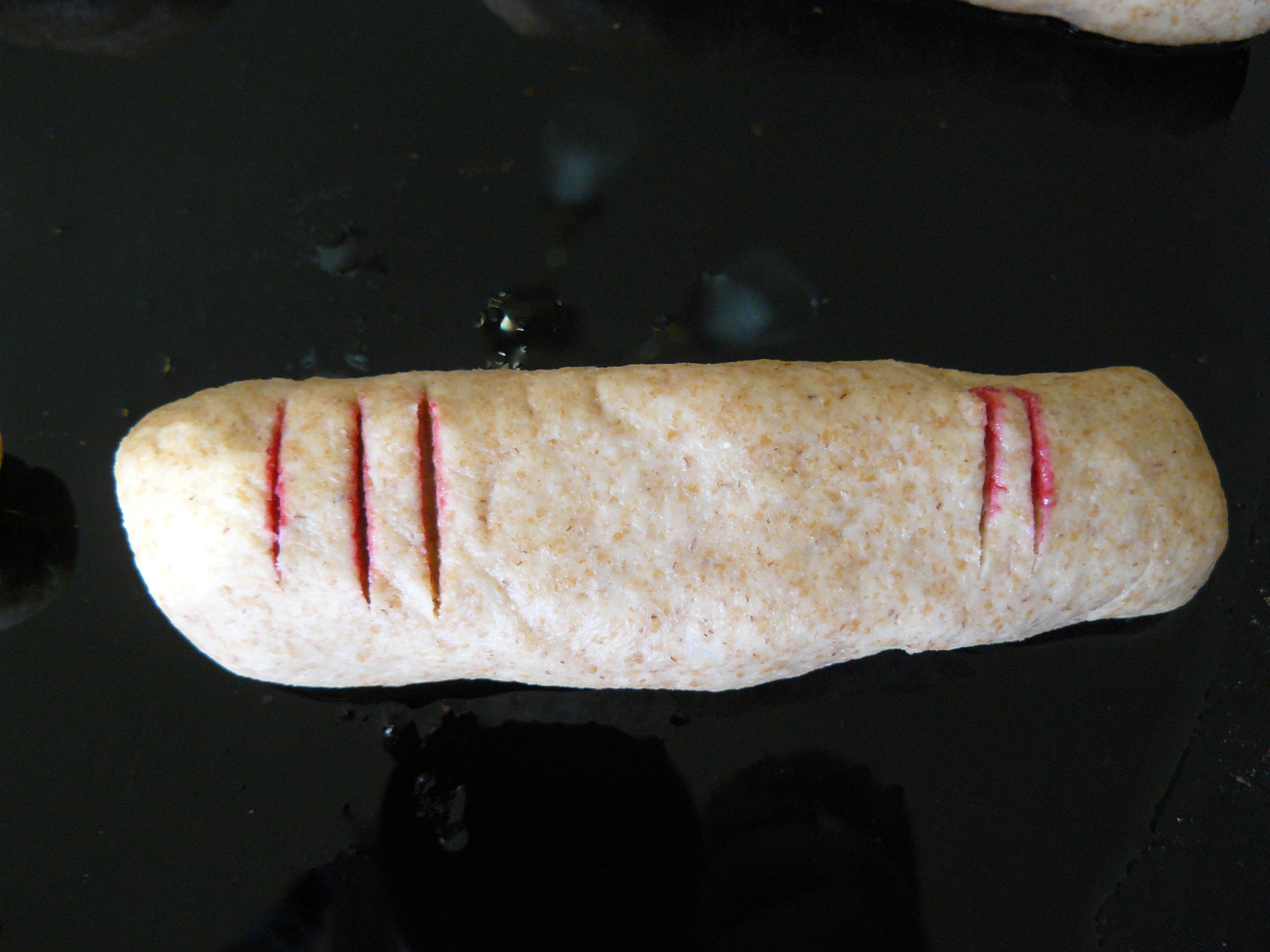 beet-juice-slices-in-dough