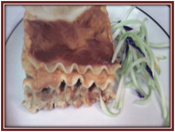 hummus lasagna